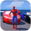 超级英雄特技赛车无限金币版