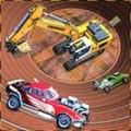 建筑赛车模拟器