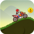 山地越野摩托车