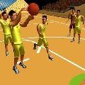 篮球投篮扣篮比赛