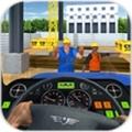 工程卡车驾驶