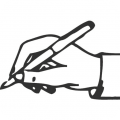 儿童写字板