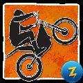 街头摩托杂技