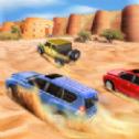 沙漠吉普车拉力赛2018