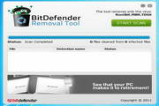 BitDefender TDSS/TDL4 Removal Tool (x32)1.0.0.1正式版