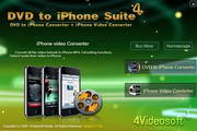 4Videosoft DVD to iPhone Suite5.2.70 正式版