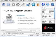 4Leaf DVD to Apple TV Converter1.5 正式版