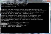 TestDisk For Dos7.0 正式版