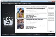 Freemore AVI/WMV/MP4/MPEG/DIVX Converter6.2.8 正式版