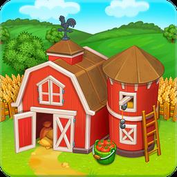 农场镇:农村之快乐故事无限金币破解版v1.0