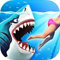 饥饿鲨:世界无限金币破解版v1.0