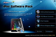 Aiseesoft iPod Software Pack7.2.26 正式版