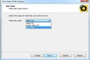 Free Video DVD Creator4.4.2 正式版