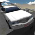豪华轿车驾驶3D
