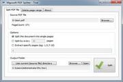 Mgosoft PDF Spliter SDK8.6.203