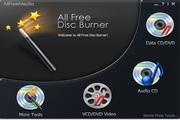 All Free Disc Burner3.1.8 正式版