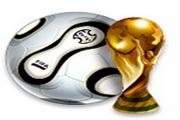 世界杯足球奖杯图