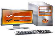 电脑机箱桌面图标