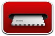 邮件信息面图标下