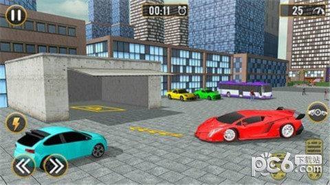 大佬驾驶城市汽车模拟器游戏下载