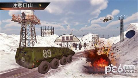 军用卡车司机模拟器游戏下载