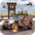 军用卡车司机模拟器