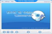Crystal DVD To Video Ripper1.0