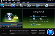 Bigasoft VOB to WMV Converter3.2.3.正式版