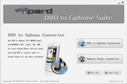 Tipard DVD to Gphone Suite6.1.50正式版