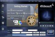 4Videosoft MTS Converter5.2.70 正式版