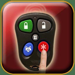 汽车防盗器遥控玩具 1.1