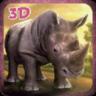 3D愤怒的犀牛模拟器游戏 1.0.2