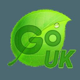 Ukrainian for GOKeyboard 3.2