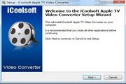 icoolsoft Apple TV Video Converter3.1.20正式版