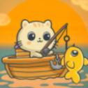 猫咪钓鱼中文版