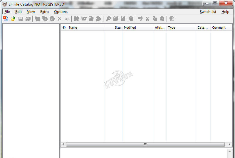 EF File Catalog18.10 正式版