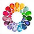 Dazzly颜色与钻石游戏