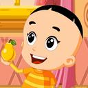大头儿子吃水果 1.0.0.2