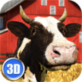 欧洲农场模拟器奶牛