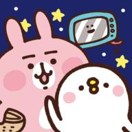 P助和兔兔的冲天火箭