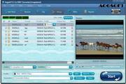 Aogsoft FLV to WMV Converter3.3 正式版