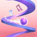 音乐螺旋球