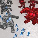 火柴机器人战