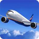 飞机飞行模拟3D