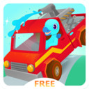 儿童消防车