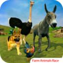 动物模拟赛车
