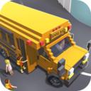 方块校车模拟