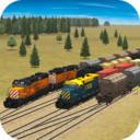 铁路列车模拟