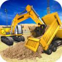 建造施工挖掘