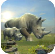 野生犀牛模拟器 V0.9 破解版